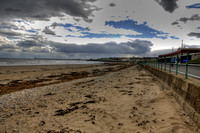 Seaburn coast in Hdr